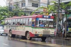 21 WAT KUSANG - università di Chulalongkorn Fotografia Stock
