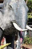 Wat Lam Chang - Chiang Mai - Thailand Royaltyfri Bild