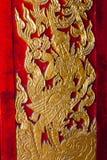 Wat Lamai y Pasillo cultural, Koh Samui, Tailandia Fotos de archivo libres de regalías