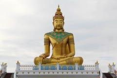 Wat Lamb Suwanaram, Samutsakorn, Thaïlande Images libres de droits