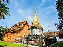 Wat lampangluang lampang province Thailand Royalty Free Stock Photo