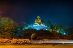 Wat Lamphun Doi ti,lamphun,thailand. Royalty Free Stock Image