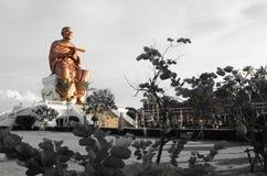Wat larwa, Tajlandia Obraz Stock