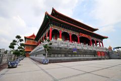 Wat leng nei yi 2 , chinese temple ,thailand Stock Photography