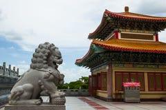 Wat Leng Nei YI NONTHABURI, THAÏLANDE Photographie stock