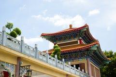 Wat Leng Nei Yi NONTHABURI, THAILAND stockbilder