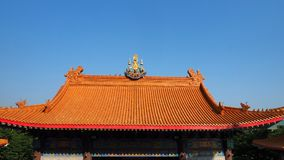 Wat Leng Noei Yi 2 imagem de stock royalty free