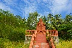 Wat Leu lizenzfreies stockbild
