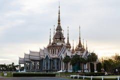 Wat Lhuang Por, Nakornratchasima Zdjęcia Royalty Free