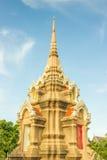 Wat Liap Nakhon Ratchasima Thailand Fotografering för Bildbyråer