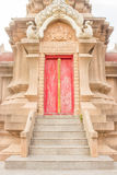 Wat Liap Nakhon Ratchasima, Thailand. Royalty Free Stock Image