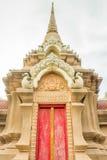 Wat Liap Nakhon Ratchasima, Thailand. Royalty Free Stock Images