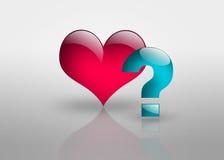 Wat Liefde is Royalty-vrije Stock Foto's