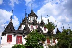 Wat Loha Prasat Royalty Free Stock Images