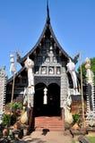 Tempel på Wat Lok Molee royaltyfri bild