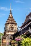 Wat Lok Molee Arkivfoto