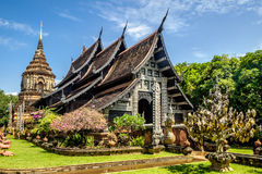 Wat Lok Molee fotografia stock