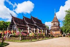 Wat Lok Molee arkivbild