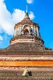 Wat Lok Molee royaltyfria bilder