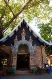 Wat Lok Molee buddistisk tempel arkivfoton