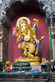 Wat Lok Molee buddistisk tempel royaltyfri bild