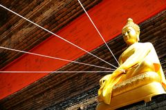 Wat Lok Molee Chiang Mai Royaltyfri Foto