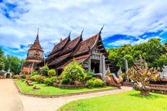 Wat Lok Molee Thailand Fotografering för Bildbyråer