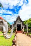 Wat Lok Molee Thailand Royaltyfria Foton