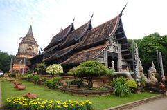 Wat Lok Molee,Thailand Royalty Free Stock Photography