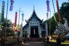 Wat Lok Moli arkivbild
