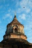 Wat Lok Moli arkivfoto