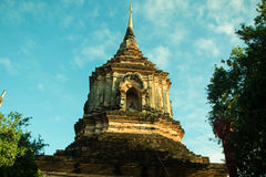 Wat Lok Moli royaltyfria bilder