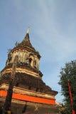 Wat Lok Moli en Chiang Mai fotografía de archivo libre de regalías