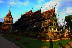 Wat Lok Moli mai chiang Стоковые Изображения