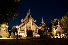 Wat lok moli temple Stock Images