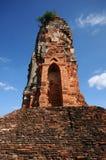 Wat Lokayasutharam, Ayutthaya, Tailandia imágenes de archivo libres de regalías