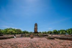 Wat Lokayasutharam, Phra Nakhon Si Ayutthaya Province