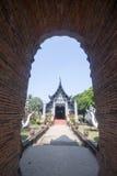 Wat Lokmolee Immagine Stock