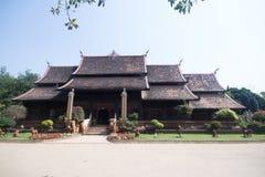 Wat Lokmolee Fotografie Stock