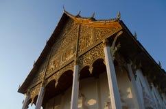 Wat Luang 库存照片