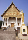 Wat That Luang Neua in Vientiane Royalty Free Stock Photography