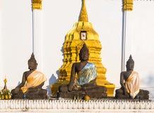 Wat Luang Pakse στο Λάος Στοκ Φωτογραφία