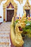 Wat Luang Pakse στο Λάος Στοκ εικόνα με δικαίωμα ελεύθερης χρήσης