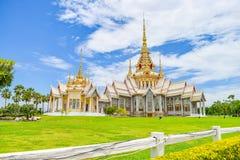 Wat Luang Pho Toh, Ταϊλάνδη Στοκ Εικόνες