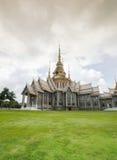 Wat Luang Pho Toh temple  in Nakhon Ratchasima province, Thailan Royalty Free Stock Image