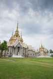 Wat Luang Pho Toh temple  in Nakhon Ratchasima province, Thailan Royalty Free Stock Photo