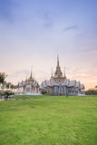 Wat Luang Pho Toh temple  in Nakhon Ratchasima province, Thailan Royalty Free Stock Images