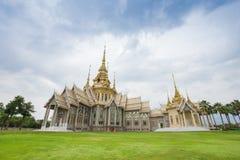 Wat Luang Pho Toh temple  in Nakhon Ratchasima province, Thailan Stock Image