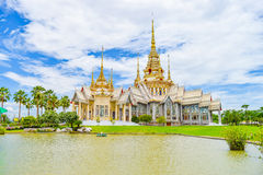 Wat Luang Pho Toh,thailand. Wat Luang Pho Toh temple or Wat Non Kum temple in Nakhon Ratchasima province, Thailand The public anyone access Stock Images