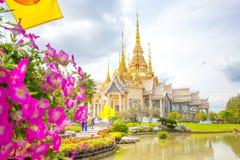 Wat Luang Phor Toh Royaltyfri Fotografi